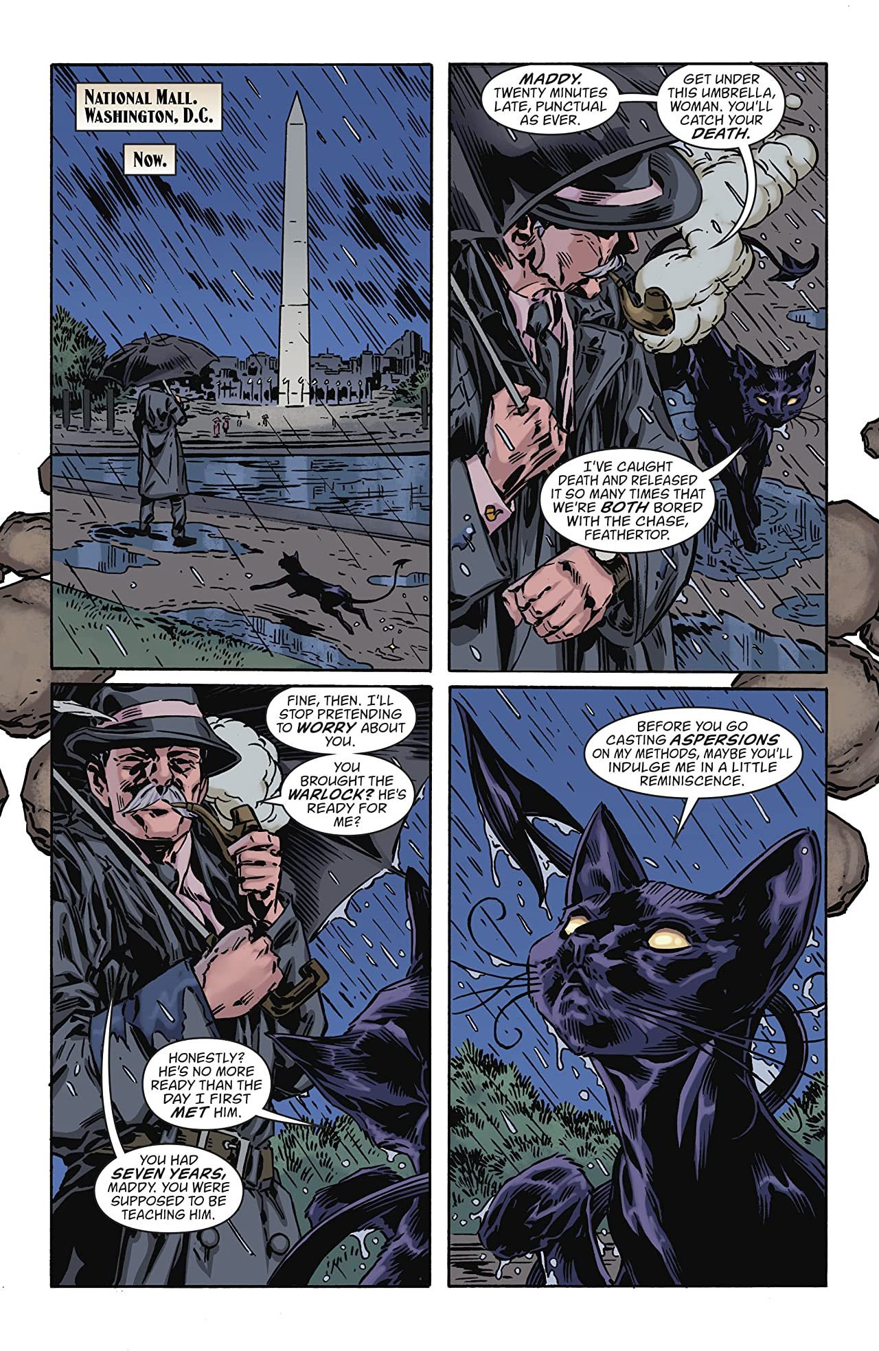 Everafter: From the Pages of Fables (2016-2017) #7