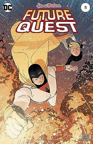 Future Quest (2016-2017) #11