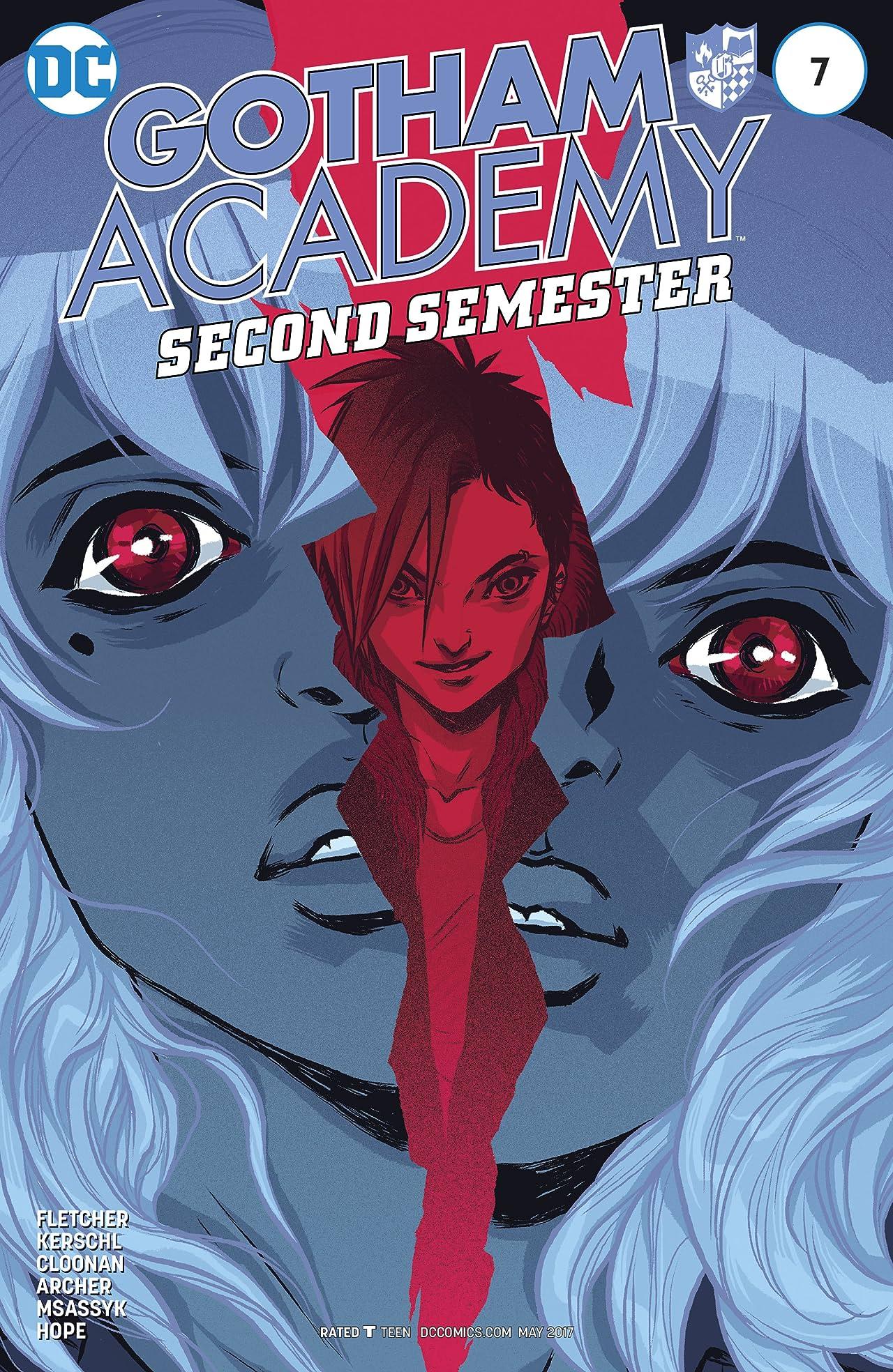 Gotham Academy: Second Semester (2016-2017) #7