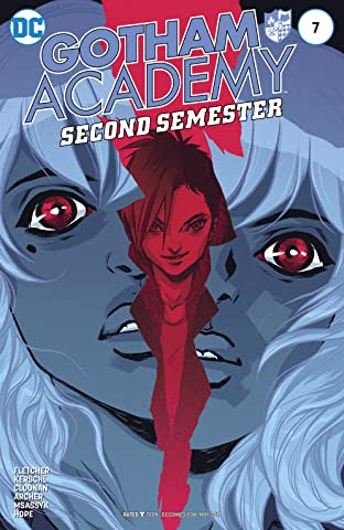 Gotham Academy: Second Semester (2016-) #7
