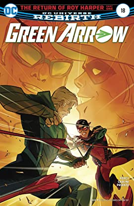 Green Arrow (2016-2019) #18