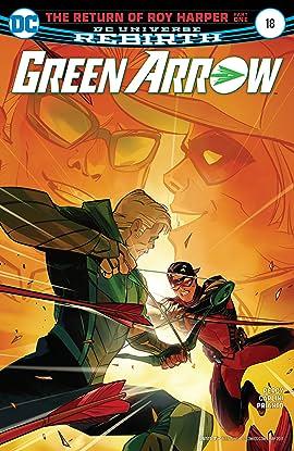 Green Arrow (2016-2019) #18