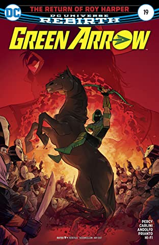 Green Arrow (2016-) No.19