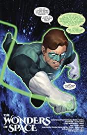 Green Lantern/Space Ghost Special (2017) #1