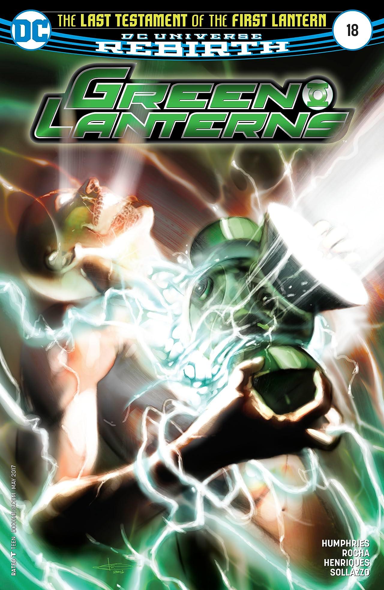 Green Lanterns (2016-) #18