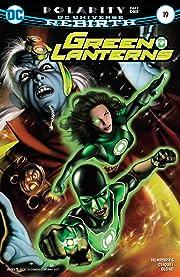 Green Lanterns (2016-) #19
