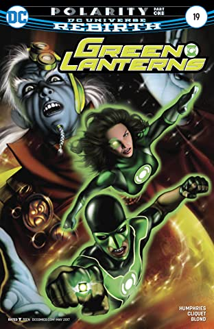Green Lanterns (2016-) No.19