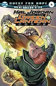 Hal Jordan and the Green Lantern Corps (2016-2018) #16