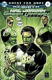 Hal Jordan and the Green Lantern Corps (2016-2018) #17