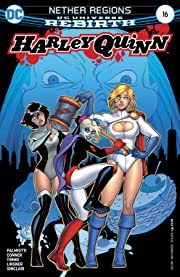 Harley Quinn (2016-) #16