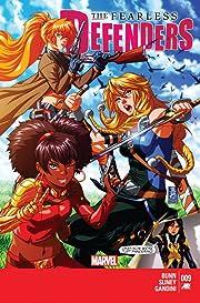 Fearless Defenders #9