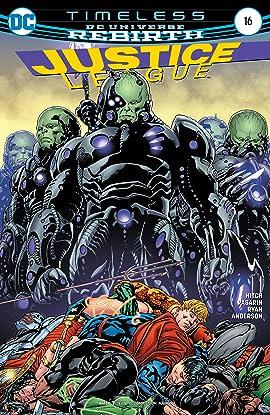 Justice League (2016-2018) #16