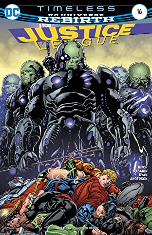 Justice League (2016-) No.16