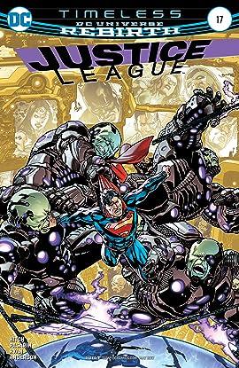 Justice League (2016-2018) #17