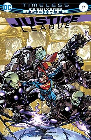 Justice League (2016-2018) No.17