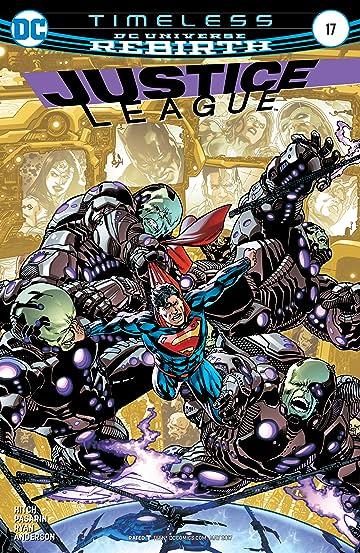 Justice League (2016-) #17