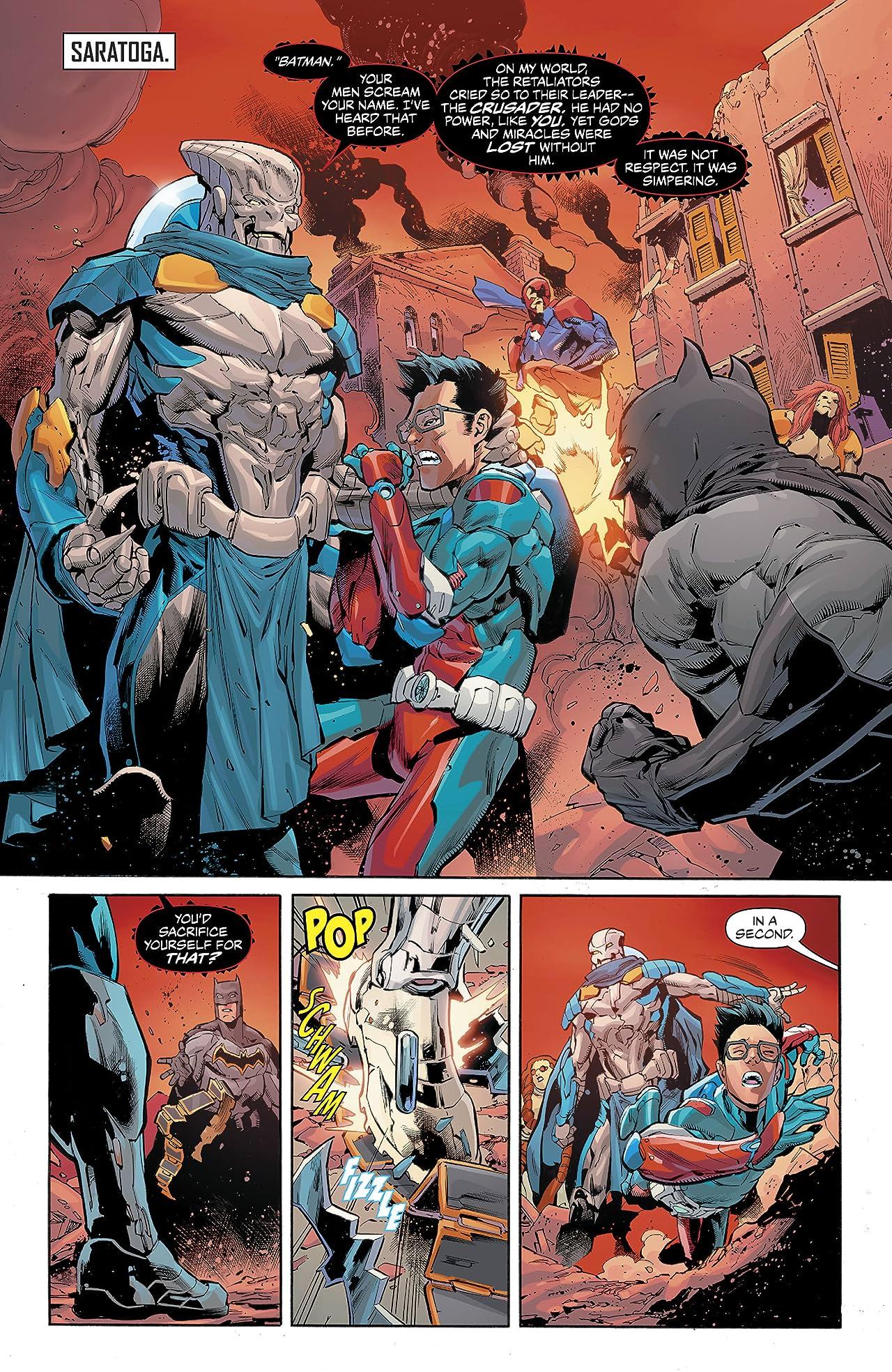 Justice League of America (2017-2018) #2