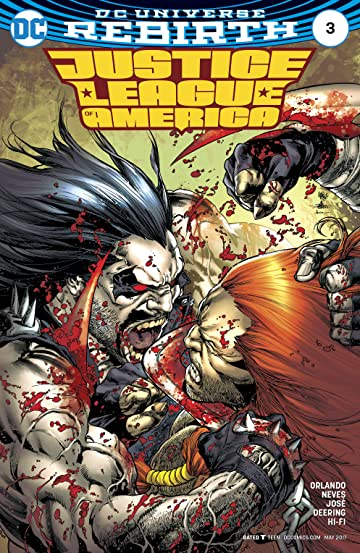 Justice League of America (2017-) #3