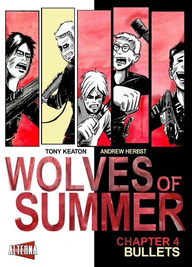 Wolves of Summer #4