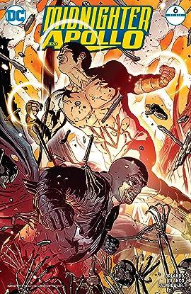 Midnighter and Apollo (2016-2017) #6