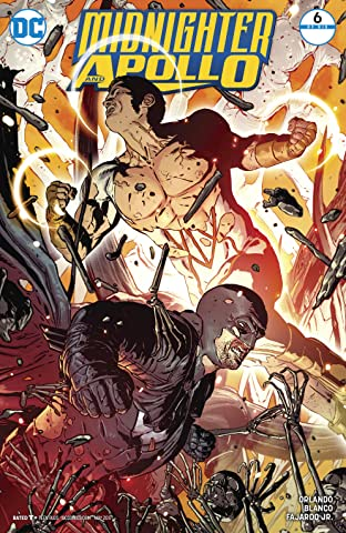 Midnighter and Apollo (2016-) #6
