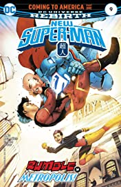 New Super-Man (2016-) #9