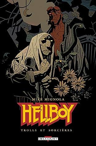 Hellboy Tome 8: Trolls et Sorcières