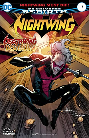 Nightwing (2016-) No.17