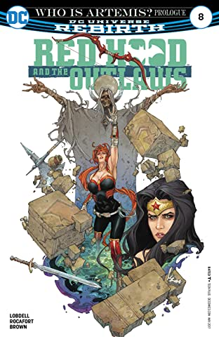 Red Hood and the Outlaws (2016-) #8