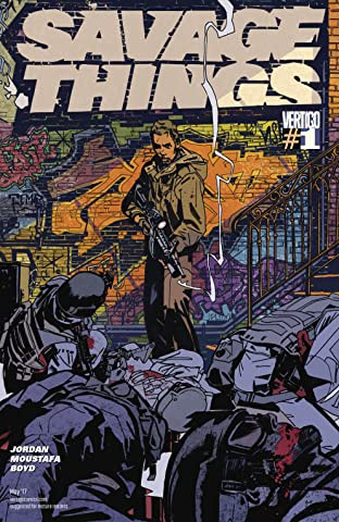 Savage Things (2017) #1