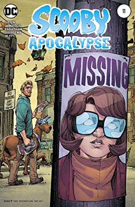 Scooby Apocalypse (2016-) #11