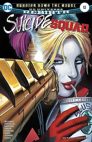 Suicide Squad (2016-2019) No.13