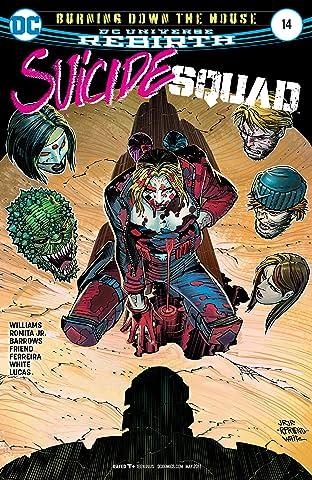 Suicide Squad (2016-2019) No.14