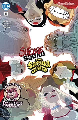 Suicide Squad/Banana Splits Annual (2017) No.1