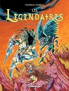 Les Légendaires Tome 4: Le Réveil du Kéa-Kaos