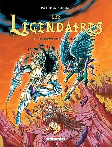 Les Légendaires Vol. 4: Le Réveil du Kéa-Kaos