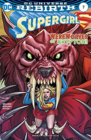 Supergirl (2016-) No.7