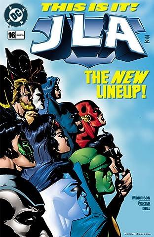 JLA (1997-2006) #16