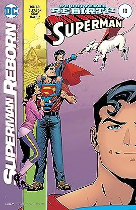 Superman (2016-2018) #18