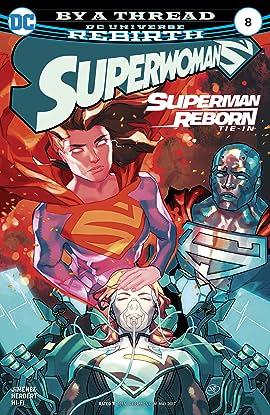 Superwoman (2016-2017) #8