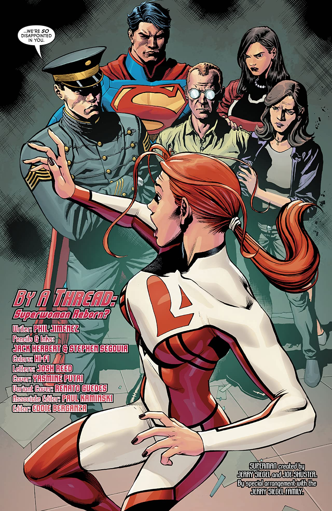 Superwoman (2016-2017) #8