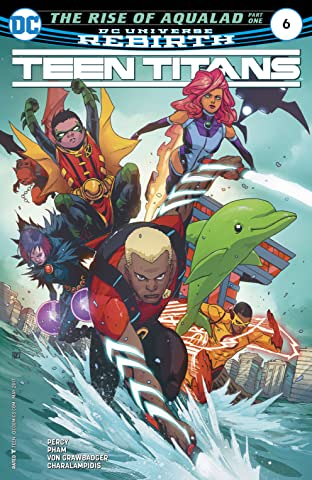 Teen Titans (2016-) No.6