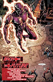 The Fall and Rise of Captain Atom (2017-) #3
