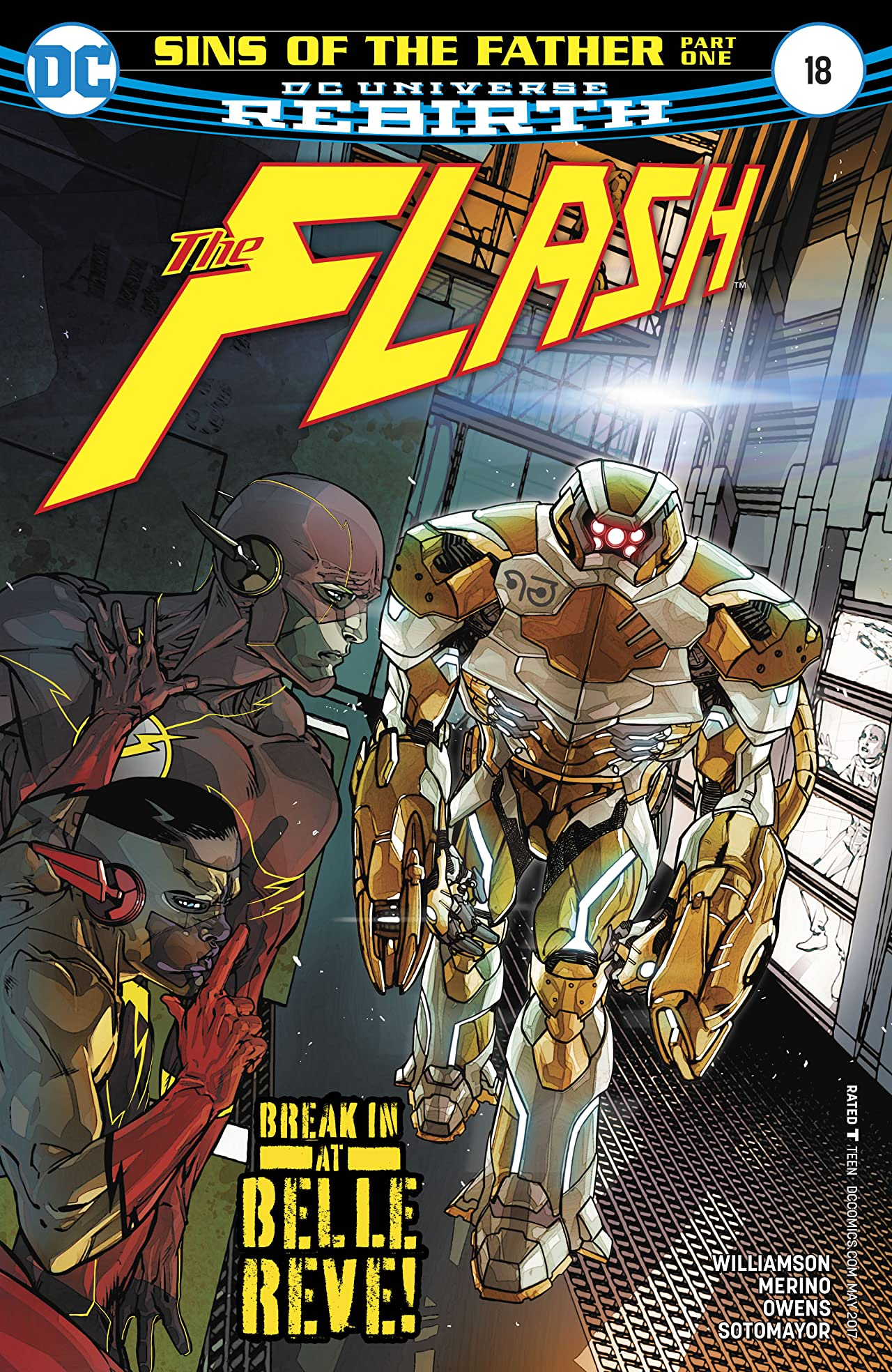 The Flash (2016-) #18