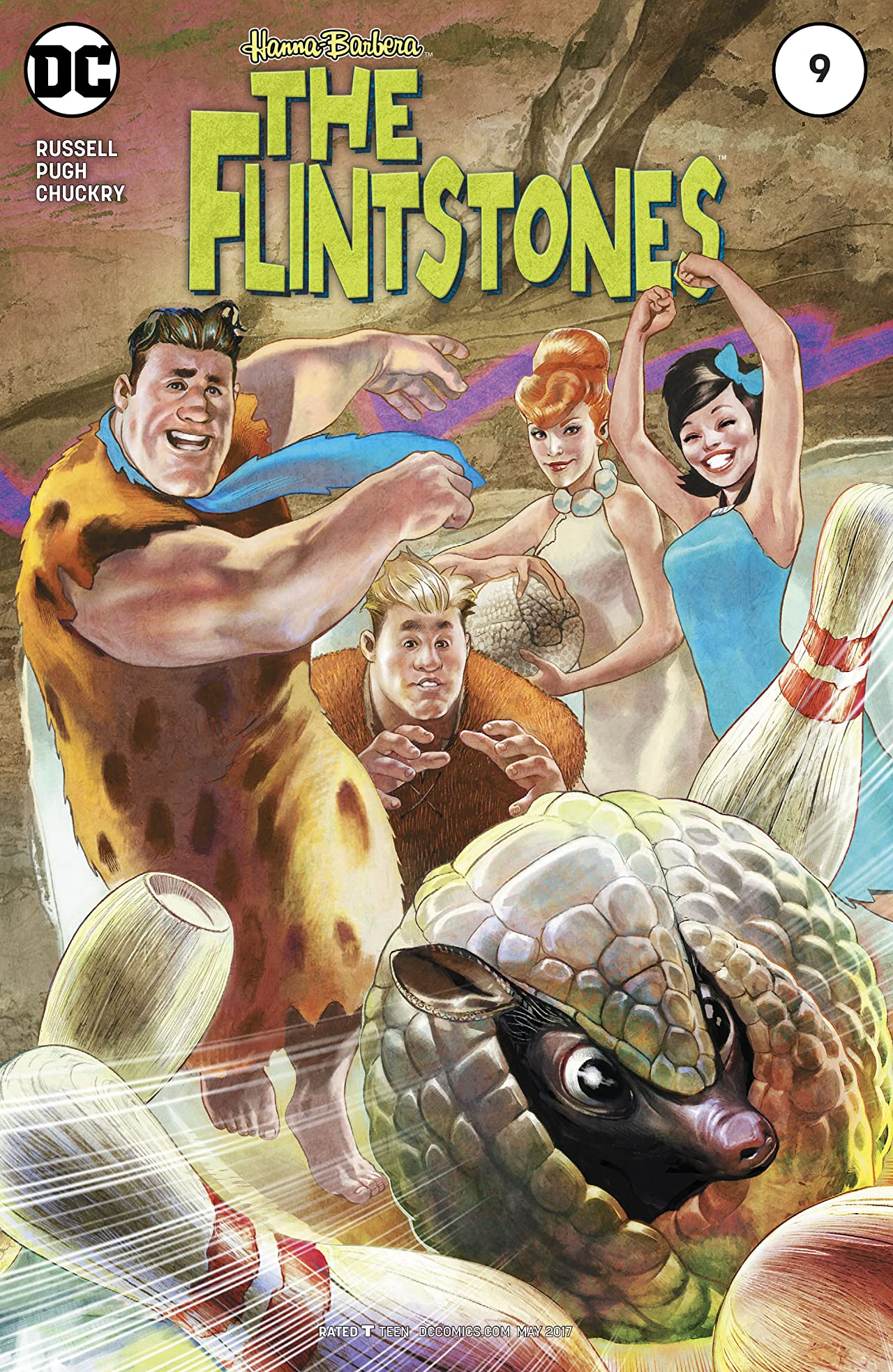 The Flintstones (2016-) #9