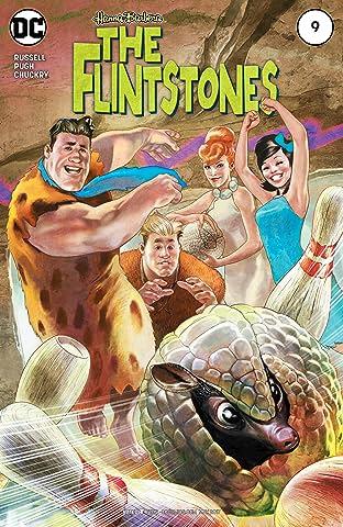 The Flintstones (2016-) No.9
