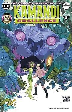 The Kamandi Challenge (2017) No.3