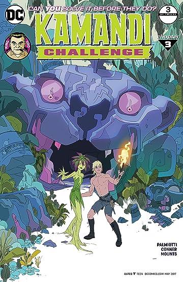 The Kamandi Challenge (2017) #3