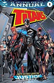 Titans (2016-) Annual #1