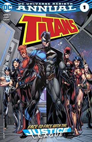 Titans (2016-2019) Annual No.1